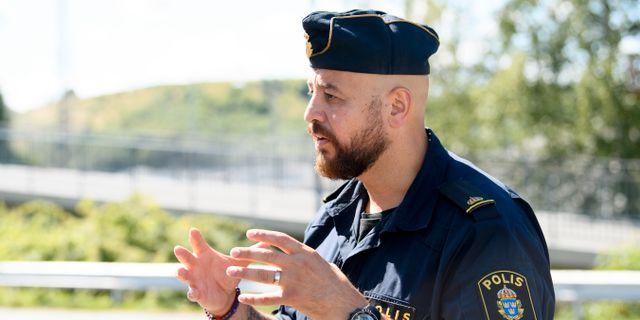 Lazar Henrik Montgomery/TT / TT NYHETSBYRÅN