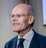 Riksbankschef Stefan Ingves. Malin Hoelstad/SvD/TT / TT NYHETSBYRÅN