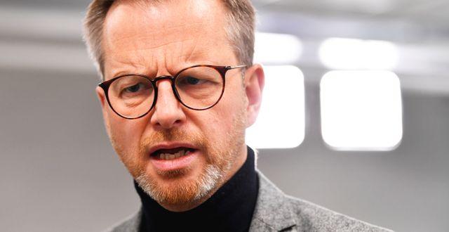 Mikael Damberg (S) Henrik Montgomery/TT / TT NYHETSBYRÅN