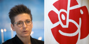 Kommunstyrelsens ordförande Ann-Sofie Hermansson (S).  TT NYHETSBYRÅN
