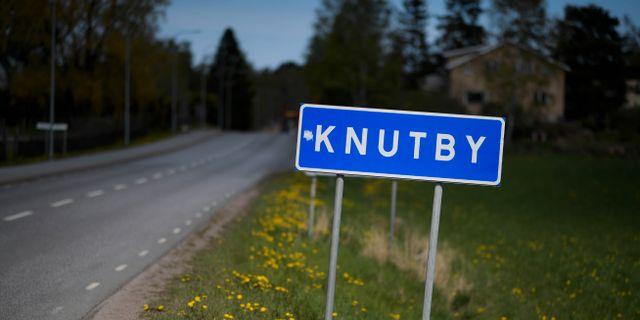 Knutby. Arkivbild. Pontus Lundahl/TT / TT NYHETSBYRÅN