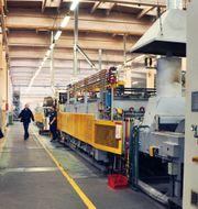 Bultenfabrik. Pressbild.