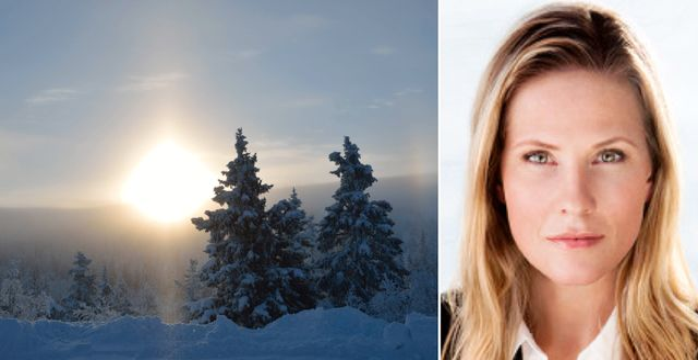 Linda Morell, Skistars pr-chef.  TT och Skistar