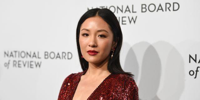 Skådespelaren Constance Wu.  Evan Agostini / TT NYHETSBYRÅN