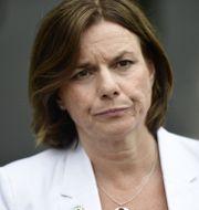 Isabella Lövin (MP) Stina Stjernkvist/TT / TT NYHETSBYRÅN