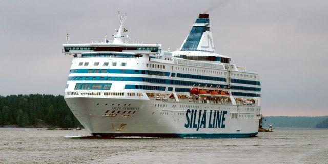Silja Lines fartyg Symphony Hasse Holmberg