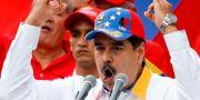 Venezuelas president Nicolás Maduro. Natacha Pisarenko / TT NYHETSBYRÅN/ NTB Scanpix