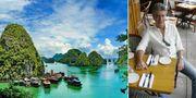 Nu startar matresor i Anthony Bourdains fotspår genom Vietnam. Ny mattur återskapar Anthony Bourdains resor Istock/Scanpix
