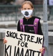 Alex Schulman & Greta Thunberg TT