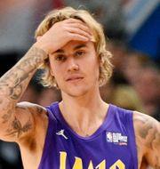 Justin Bieber.  Chris Pizzello / TT NYHETSBYRÅN
