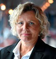 Anna Serner.   TT NYHETSBYRÅN