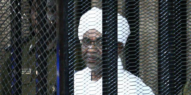 Omar al-Bashir. EBRAHIM HAMID / AFP