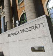 Åklagaren la fram sitt slutanförande på måndagen.  Johan Nilsson/ TT / TT NYHETSBYRÅN
