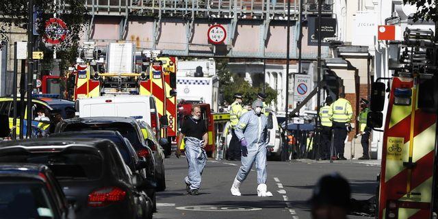 Det var den 15 september som bomben detonerade i rusningstrafik i London. Kirsty Wigglesworth / TT / NTB Scanpix