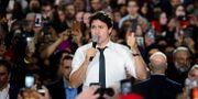 Justin Trudeau. Sean Kilpatrick / TT NYHETSBYRÅN