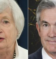 Arkivbilder. BRITT LECKMAN / US Federal Reserve