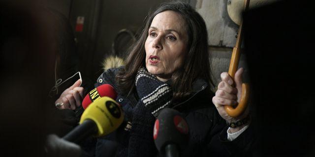 Sara Danius. Arkivbild. Vilhelm Stokstad/TT / TT NYHETSBYRÅN