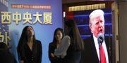 Kinesiska investerare vid ett event för ett av Jared Kushners företag i Shanghai i maj i år. TT