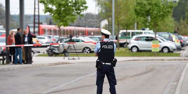 Knivman attackerade tysk politiker
