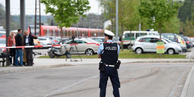 Knivman attackerade tysk politiker