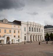 Göteborgs stadshus. Björn Larsson Rosvall/TT / TT NYHETSBYRÅN