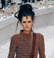 Stella Tennant på en modevisning av Karl Lagerfeld/Arkivbild Remy de la Mauviniere / TT NYHETSBYRÅN