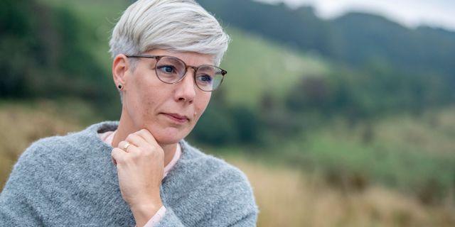 Elisabeth Perssons dotter fick narkolepsi. Johan Nilsson/TT / TT NYHETSBYRÅN