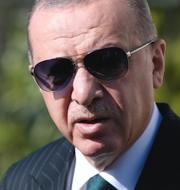 Emmanuel Macron / Recep Tayyip Erdogan TT