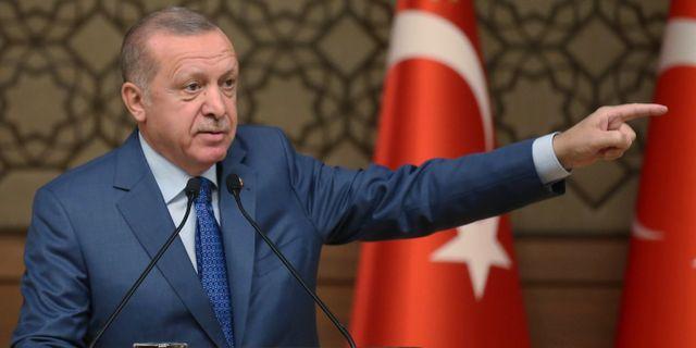 Recep Tayyip Erdogan. Arkivbild. TT NYHETSBYRÅN