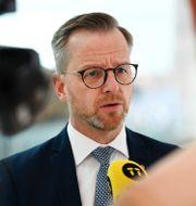Mikael Damberg. Ali Lorestain/TT / TT NYHETSBYRÅN