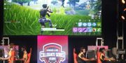 E-tävling i Fortnite, Atlanta, Georgia. CHRIS THELEN / GETTY IMAGES NORTH AMERICA