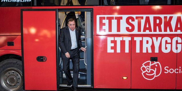 Stefan Löfven.  Johan Nilsson/TT / TT NYHETSBYRÅN