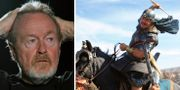 "Ridley Scott och ""Exodus: Gods and Kings"". TT"