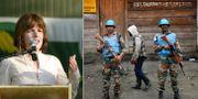 Zaida Catalán/FN-styrkor i Kongo-Kinshasa. TT