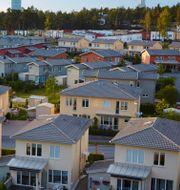 Bostadsområde i Ursvik, Sundbyberg/Illustrationsbild. FREDRIK PERSSON / TT / TT NYHETSBYRÅN