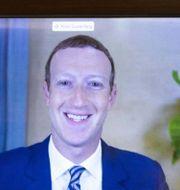 Facebooks vd Mark Zuckerberg. TT
