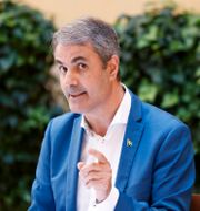 Näringsminister Ibrahim Baylan (S) Nils-Petter Nilsson / TT / TT NYHETSBYRÅN