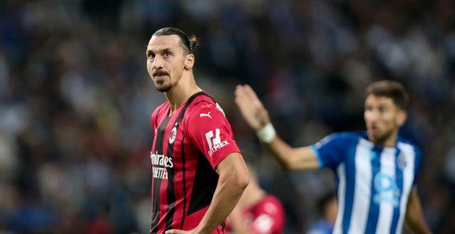 Zlatan Ibrahimovic.  Luis Vieira / TT NYHETSBYRÅN
