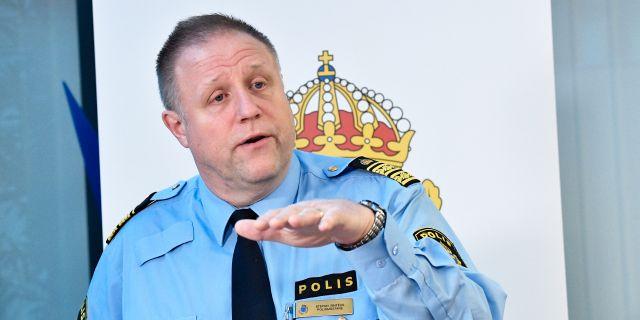 Malmos polischef varnades