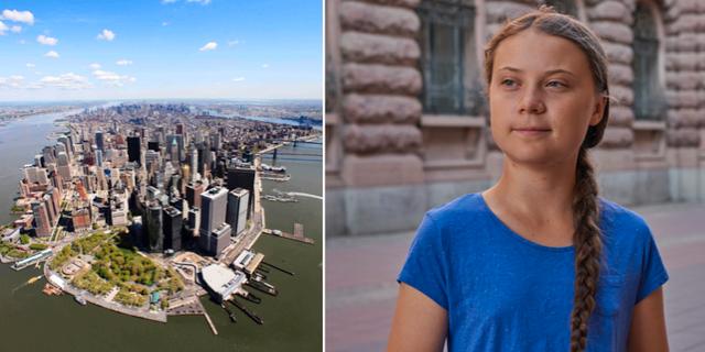 New York/Greta Thunberg TT