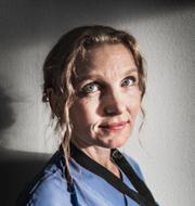 Anna Mia Ekström, leverans av kinesiska vaccinet och ryska vaccinet Sputnik V/Arkivbilder TT