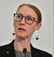 Emma Spak.  Jonas Ekströmer/TT / TT NYHETSBYRÅN