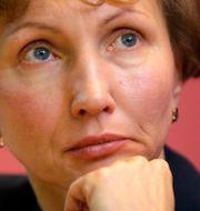 Marina Litvinenko, änka till Alexander Litvinenko. TT