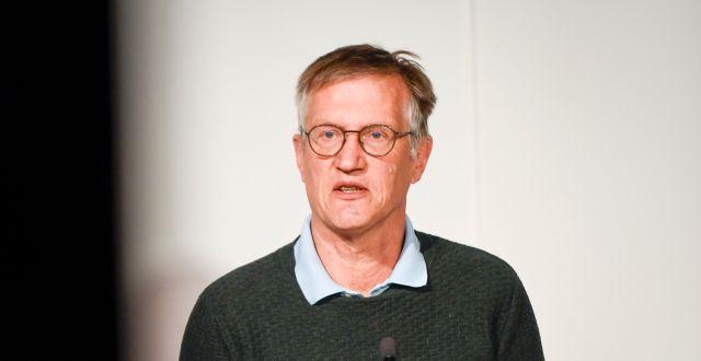 Statsepidemiolog Anders Tegnell. Carl-Olof Zimmerman/TT / TT NYHETSBYRÅN