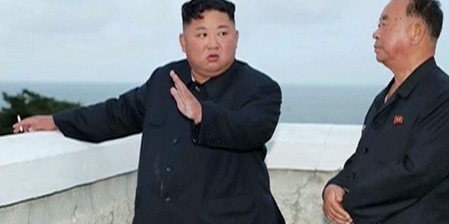 Nordkoreas ledare Kim Jong-Un. Arkivbild. TT NYHETSBYRÅN