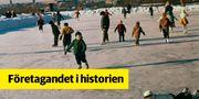 Bild ur fotografs Gösta Nordins historiska arkiv hos Centrum för Näringslivshistoria. Bild ur fotografs Gösta Nordins historiska arkiv hos Centrum för Näringslivshistoria.