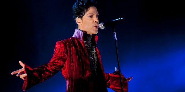 Prince.  Balazs Mohai / TT / NTB Scanpix