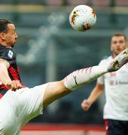 Zlatan Ibrahimovic.  Spada / TT NYHETSBYRÅN