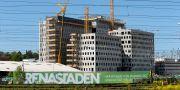 Arkivbild: Arenastaden. JANERIK HENRIKSSON / TT / TT NYHETSBYRÅN