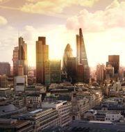 London. Shutterstock